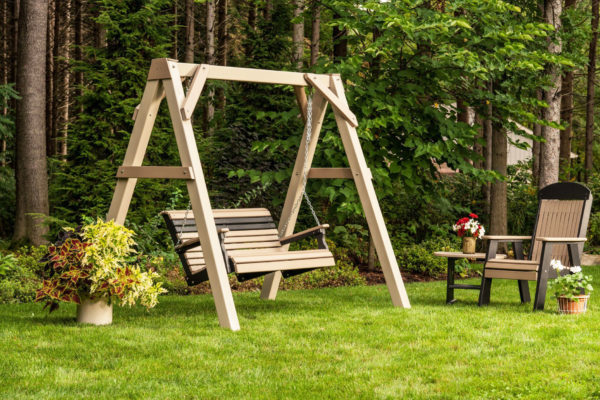 outdoor swings poly furniture