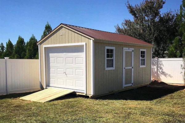 fisher barns storage sheds and portable garage for sale in south carolina