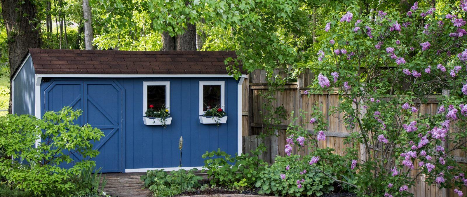 garden shed guide