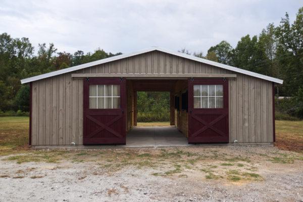 trailside horse barns in greenville south carolina