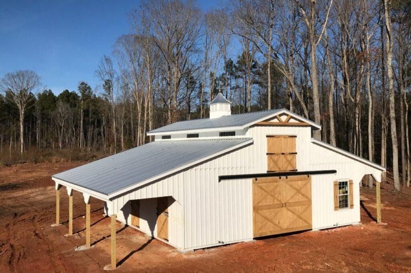 x lancaster horse barns in lexington south carolina