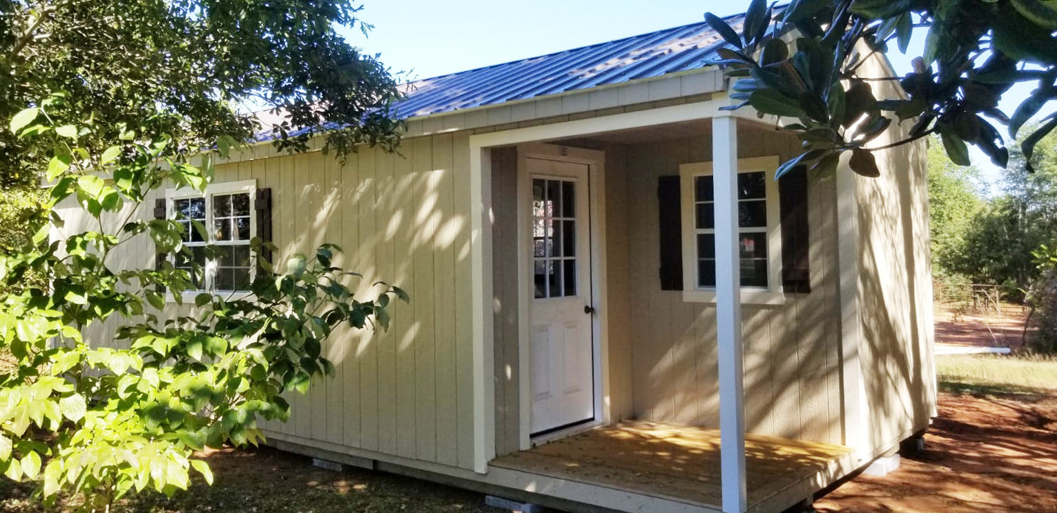 airbnb shed conversion