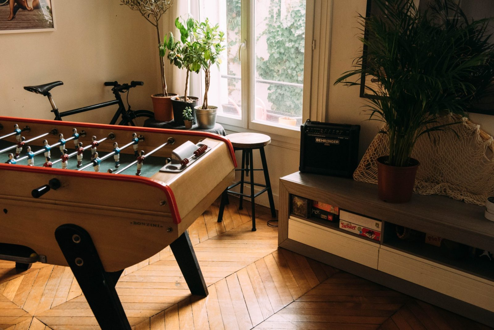 how to turn a shed into a game room