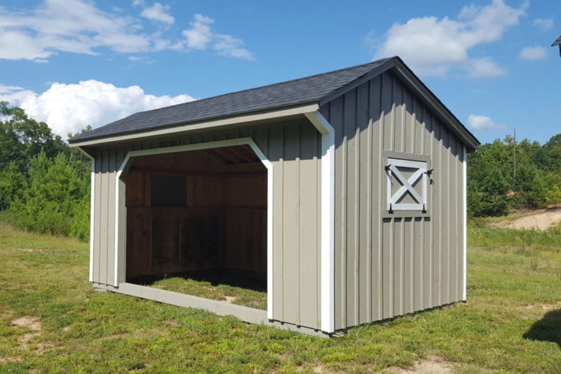 run in shed for sale in johnson city