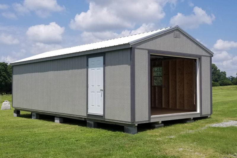 portable garages custom
